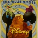 Bear In The Big Blue House 1998 Disney Channel  Single Sided Original Movie Poster 27x40