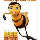 Bee Movie Version A Double Sided Original Movie Poster 27x40