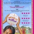 Bend it Like Benkham Version B Single Sided Original Movie Poster 27x40