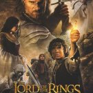 Lord of the Rings : Return of the King Regular Double Sided Original Movie Poster 27x40