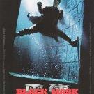 Black Mask Single Sided Original Movie Poster 27x40