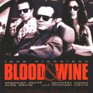 Blood and Wine Single Sided Original Movie Poster 27x40