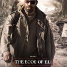 Book of Eli Double Sided Original Movie Poster 27x40