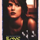 Boys Original Movie Poster Double Sided 27x40