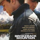 Brokeback Mountain Double Sided Original Movie Poster 27x40