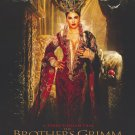 Brothers Grimm Queen   Double Sided Original Movie Poster 27x40