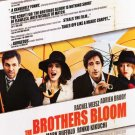 Brothers Bloom Double Sided Original Movie Poster 27x40