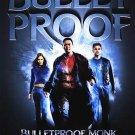 Bulletproof Monk Original Movie Poster Single Sided 27x40