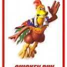 Chicken Run (The Lone Free Ranger) Double Sided Original Movie Poster 27x40