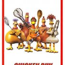 Chicken Run (Few Good men) Double Sided Original Movie Poster 27x40