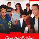 Can't hardly Wait (Red) Double Sided Original Movie Poster 27x40