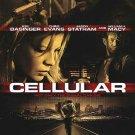 Cellular Single Sided Original Movie Poster 27x40