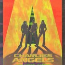 Charlie's Angel Aluminum Foil Single Sided Original Movie Poster 27x40