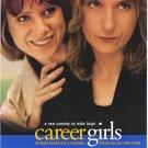 Career Girls Single Sided Original Movie Poster 27x40