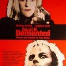 Cecil B. Demented Video Original Movie poster 27 x40