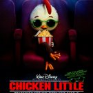 Chicken Little Imax Original Movie Poster Double Sided 27x40