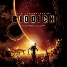 Chronicles of Riddick Original Movie Poster Double Sided 27x40
