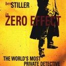 Zero Effect Original Movie Poster Single Sided 27x40