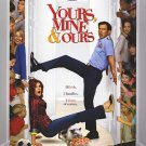 Yours, Mine & Ours  Original Movie Poster  Double Sided 27 X40