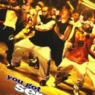 You Got Served Original Movie Poster  Double Sided 27 X40