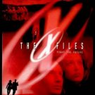 X Files Version E Intl  Original Movie Poster  Double Sided 27 X40