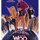 Woo Original Movie Poster  Single Sided 27 X40