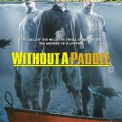 Without A Paddle Original Movie Poster  Double Sided 27 X40