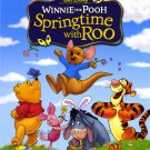 Winnie The Pooh : Springtime With Roo Movie Poster  Single Sided 24 X36