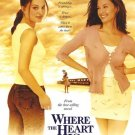 Where The Heart Is Original Movie Poster  Double Sided 27 X40