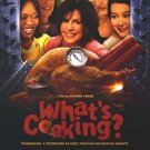 What's Cooking Movie Poster  Single Sided 27 X40