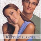 Wedding Planner  Movie Poster  Single Sided 27 X40 Original