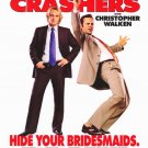 Wedding Crashers ( Hide A Bridesmaid ) Original Movie Poster  Double Sided 27 X40