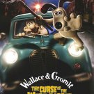 Wallace & Ggromit Advance B (Car Version) Movie Poster Double Sided 27 X40 Original