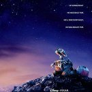 Wall E 1st Advance A Movie Poster Double Sided 27 X40 Original