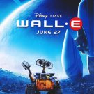 Wall E   Advance C Movie Poster Double Sided 27 X40 Original