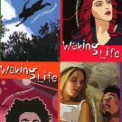 Waking Life Movie Poster Single Sided 27 X40 Original
