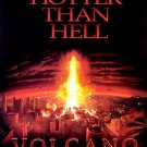 Volcano Movie Poster Double Sided 27 X40 Original