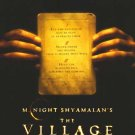 Village Advance Movie Poster Double Sided 27 X40 Original