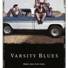 Varsity Blues Movie Poster Single Sided 27 X40 Original