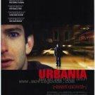 Urbania Original Movie Poster Single Sided 27 X40