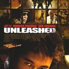 Unleashed Original Movie Poster Double Sided 27 X40