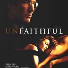 Unfaithful Version B Original Movie Poster Single Sided 27 X40