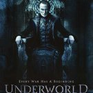 Underworld : Rise of the Lycans Version A Original Movie Poster Double Sided 27 X40