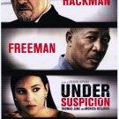 Under Suspicion Original Movie Poster Single Sided 27 X40
