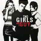 Two Girls and A Guy Original Movie Poster Single Sided 27 X40