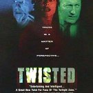 Twisted Original Movie Poster Single Sided 27 X40