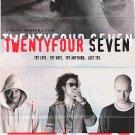 Twentyfour Seven Original Movie Poster Double Sided 27 X40