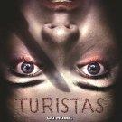 Turistas Original Movie Poster Double Sided 27 X40