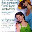 Tumbleweeds Original Movie Poster Single Sided 27 X40