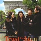 Trust The Man Original Movie Poster Double Sided 27 X40